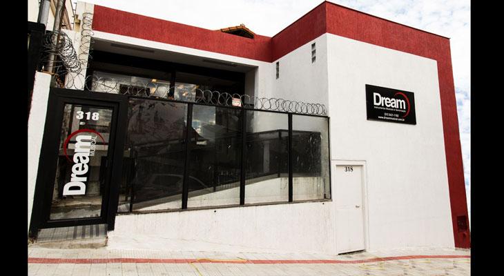 Loja da Dream Instrumentos Musicais em Belo Horizonte