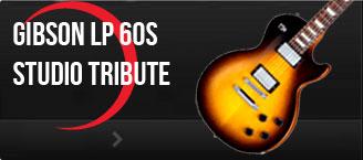 Guitarra Gison LP 60s Studio Tribute BBucker