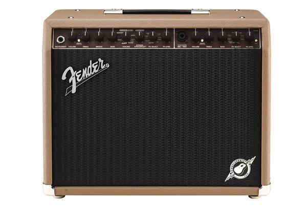 Amplificador Fender Acoustasonic 100 para Guitarra Acústica