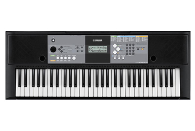 Teclado yamaha psr e243 sem fonte dream musical for Yamaha psr 190 manual