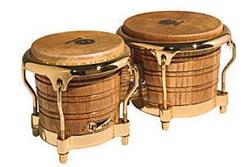 Baterias bongôs