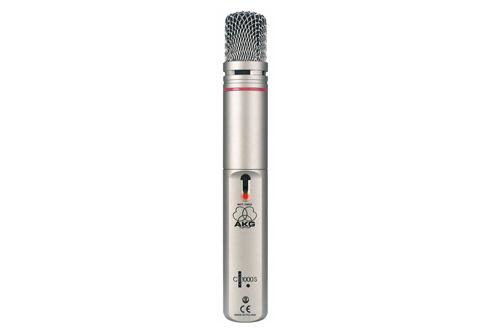 Microfone com Fio AKG C1000 P/ Gravação
