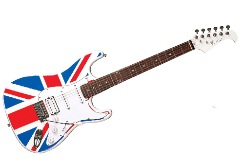 Guitarra Eagle ST-002UK