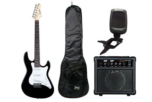 KIT Guitarra Strinberg EGS216
