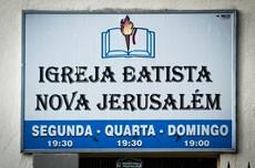 Igreja Batista Nova Jerusalém - Betim